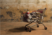 Untitled (Shopping Cart)